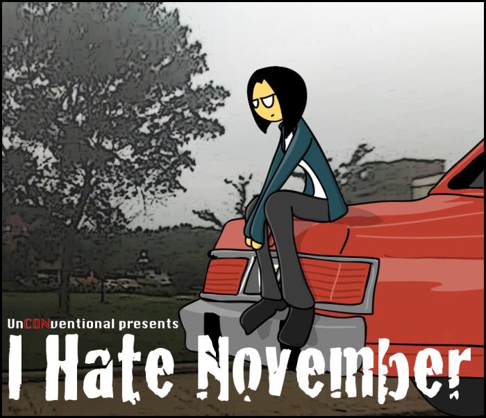 I Hate November
